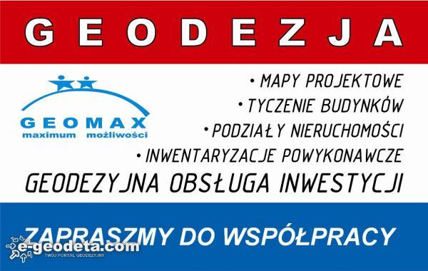 GEOMAX Maciej Radczyc