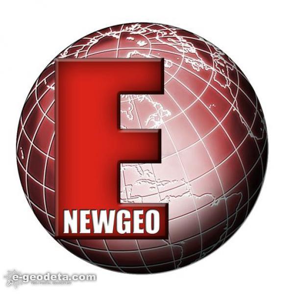 Logo NEWGEO Marcin Jakubusek