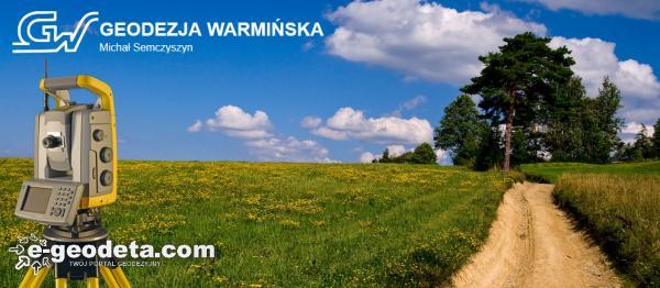 Geodezja Warmińska