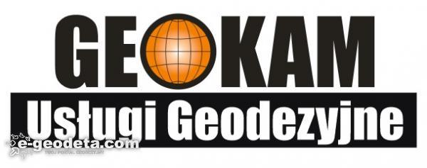 GEOKAM Usługi Geodezyjne Kamil Dobiegała
