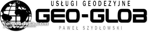 USŁUGI GEODEZYJNE GEO-GLOB Paweł Szydłowski