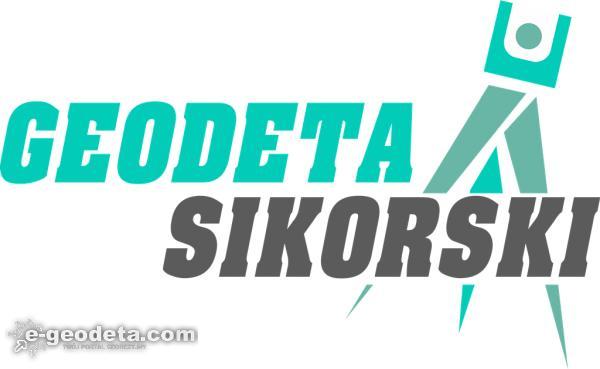 Geodeta Usługi Geodezyjno-Kartograficzne Grzegorz Sikorski