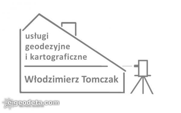 Usługi Geodezyjne i Kartograficzne mgr. inż. Włodzimierz Tomczak