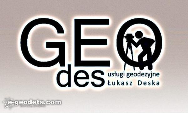 Geo-Des Łukasz Deska Usługi Geodezyjne