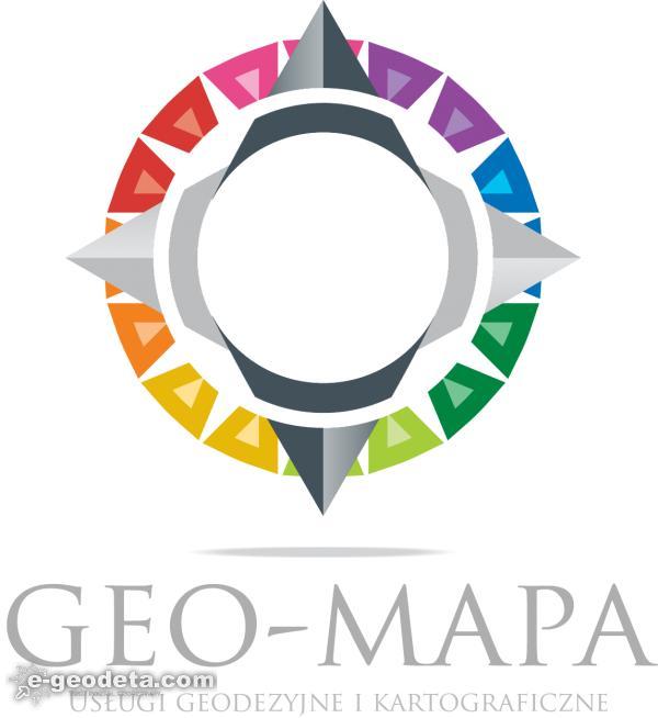 Usługi geodezyjne i kartograficzne GEO-MAPA Justyna Pietryga