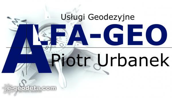 Usługi Geodezyjne ALFA-GEO Piotr Urbanek