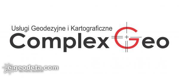 Usługi Geodezyjne i Kartograficzne ComplexGeo mgr inż. Grzegorz Osysko