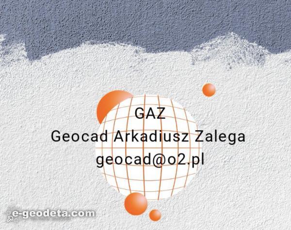 Geocad Arkadiusz Zalega